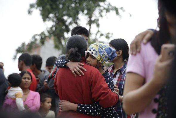 Las condolencias desde distintas partes del mundo no se han hecho esperar.