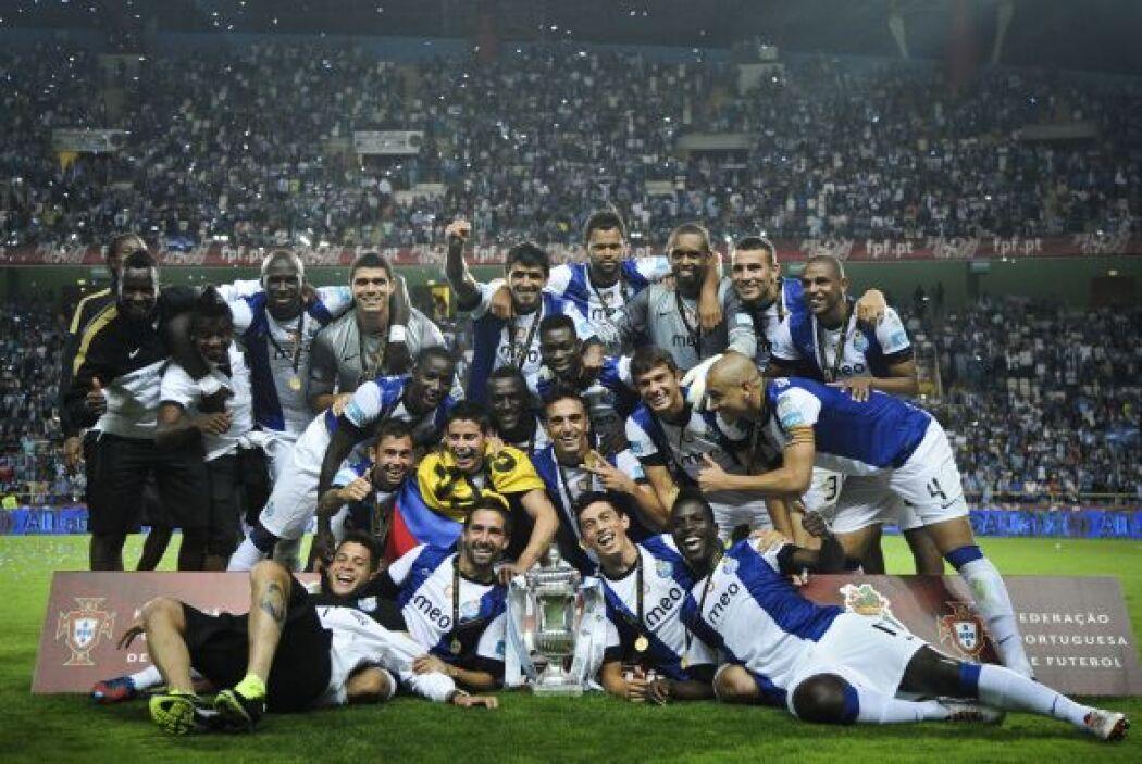 La Supercopa lusitana fue obtenida por cuarta ocasión consecutiva y 19a....