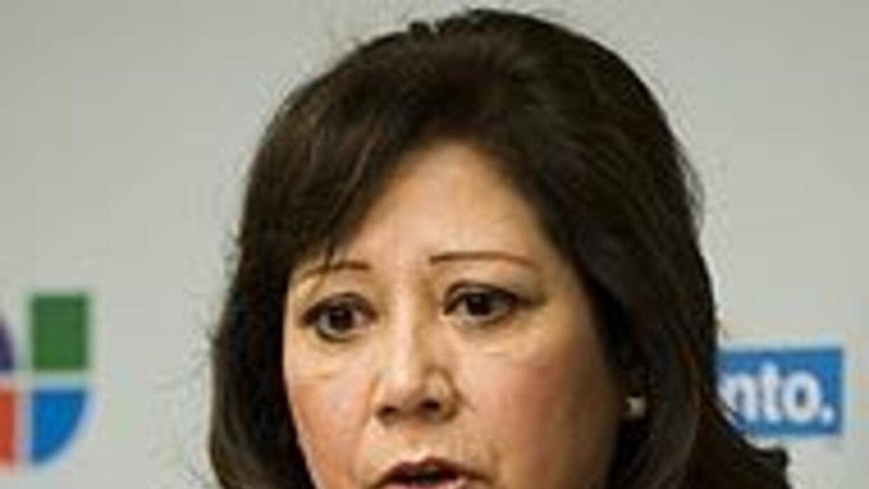 """Hilda Solís: """"Nuestras leyes protegen a todo trabajador en EU"""" 8f9246ed9..."""