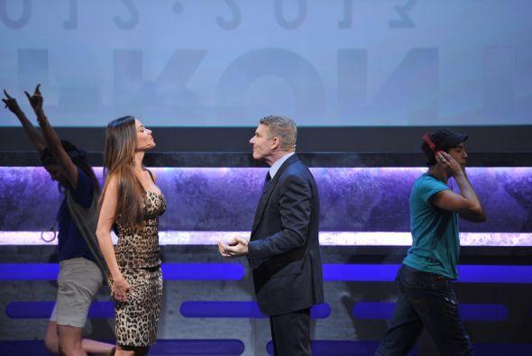 Y Sofía le puso un toque muy especial.