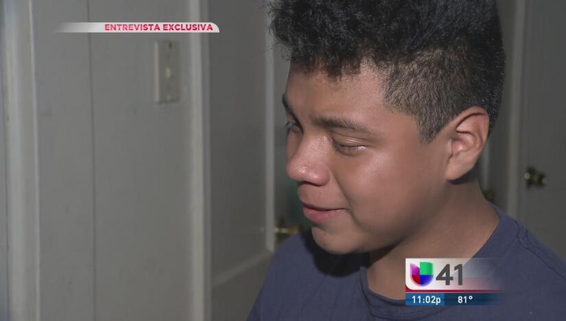 Menor narra cómo fue el accidente que hirió a su mamá y mató a su herman...