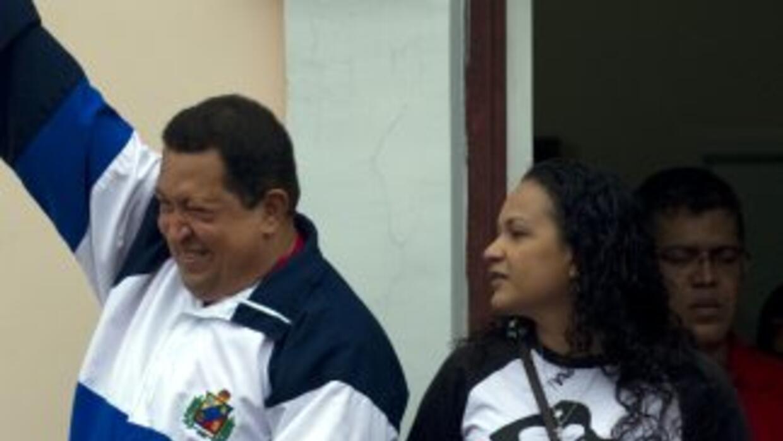 Venezuela celebró este jueves el aniversario del inicio de su proceso de...