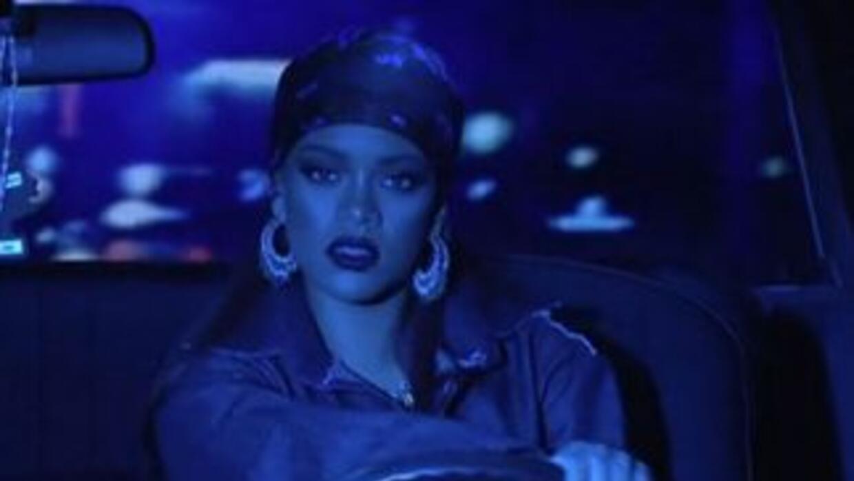 Rihanna SNL Slider