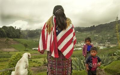 Guatemala bandera estadounidense
