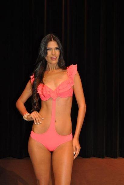 Carlina Durán fue Miss República Dominicana.