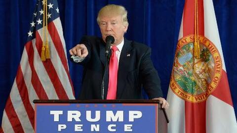 Trump pide a Rusia hackear a Hillary Clinton
