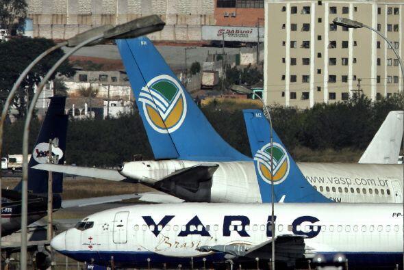 44- VARIG, otra empresa de Brasil, tuvo 38 incidentes en los que muriero...