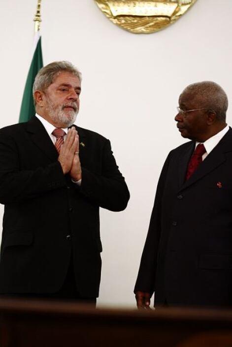 Este acercamiento con África entra en el marco del refuerzo de la cooper...