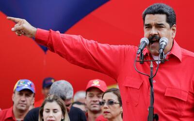 Presidente Nicolás Maduro incrementa el salario mínimo en Venezuela