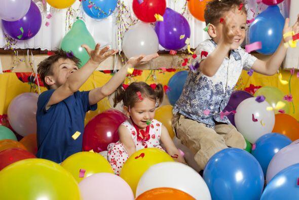 Tips para lograr una 'party' única. El portal Babycenter sugiere las sig...