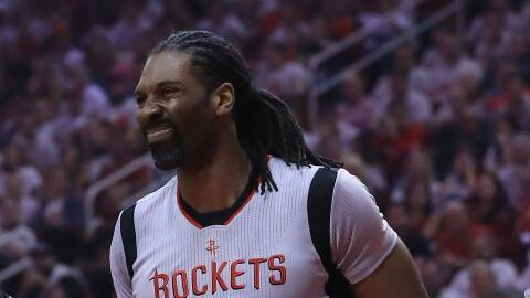 La ausencia de Nené es un golpe duro para los Rockets.