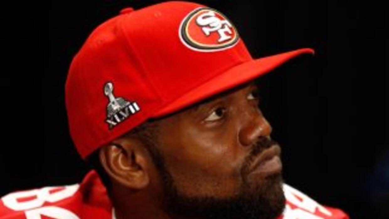 Randy Moss ya no jugará con los 49ers.