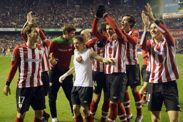 Ahora, el Athletic de Bilbao sólo espera a conocer a su rival en la Fina...