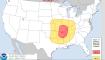 Probabilidad de tornado