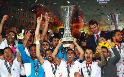 Sevilla es tricampeón de la Europa League