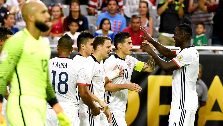Colombia subió al podio, venció 1-0 al Team USA por el tercer lugar