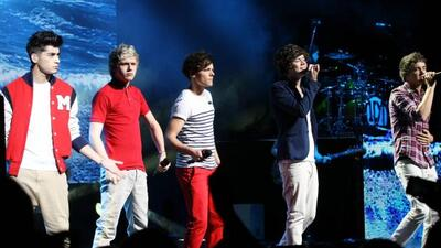 One Direction llegó a Especiales Telehit. Si eres fan no te puedes perde...