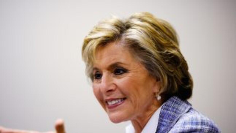 Barbara Boxer tiene una dura oponente en la figura de la ex directiva de...