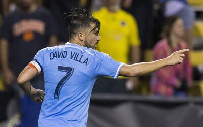 NYCFC vería con buenos ojos la convocatoria de David Villa por Es...