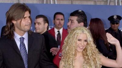 Shakira le ganó a Antonio de la Rúa