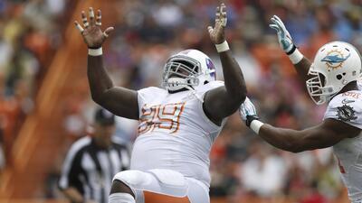 Highlights, Pro Bowl 2014: Team Rice vs. Team Sanders