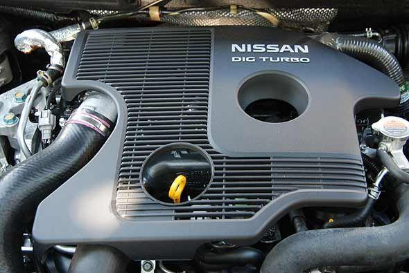 Está equipado con un motor turbo de cuatro cilindros 1.6 litros que prod...