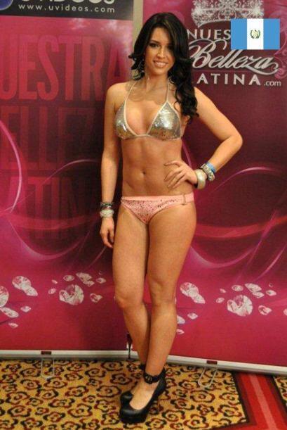 •  Karla Morales (Guatemalteca)
