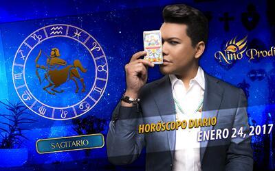 Niño Prodigio – Sagitario 24 de enero, 2017