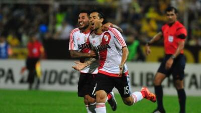 River Plate goleó a Trujillanos