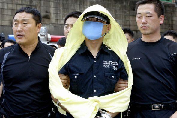 Los asesinatos de  Yoo Young-Chul cometidos en los años 2003 y 20...