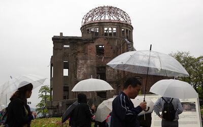 Memorial por las víctimas de Hiroshima