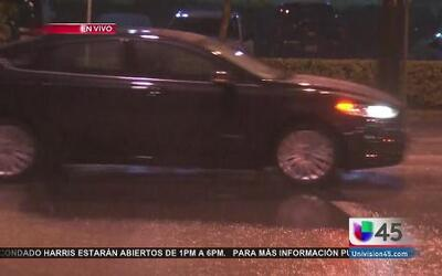 Aumento en accidentes de tráfico por lluvias