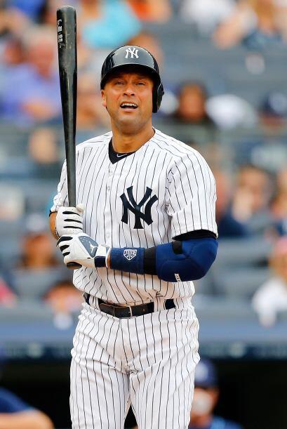 Derek Jeter ha sido estrella de los New York Yankees por 19 temporadas,...
