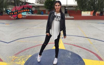 Capítulo 2: #AleLaDeTijuana habla de sus galanes en la secundaria