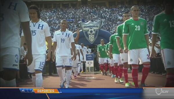 La última visita del Tri a Honduras acabó con un empate con sabor a derrota
