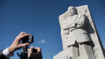 Hoy es el día para honrar a Martin Luther King Jr.