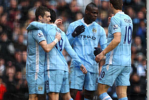 Manchester City no afloja, sigue arriba y va directo al campeonato.