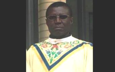 El padre Ephraim tiene 49 años y fue reportado como desaparecido el lune...