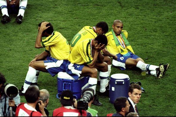 Lamentablemente para él, a Brasil se le escapó el pentacam...