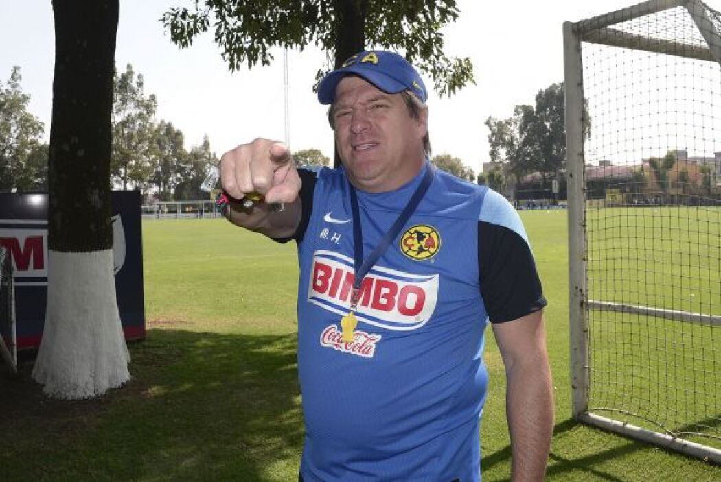 Herrera cerró la jornada 7 del Clausura 2012 con un balance de tres vict...