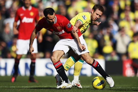 vaya domingo que se vivió en la Liga Premier inglesa, con dos due...