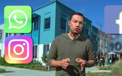 Facebook dejó entrar a las cámaras de Despierta América para conocer sus...