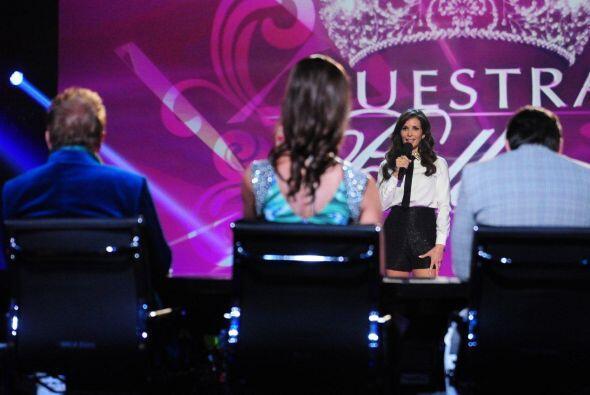 Osmel, Lupita y Julián están más exigentes que nunca por lo que el nivel...