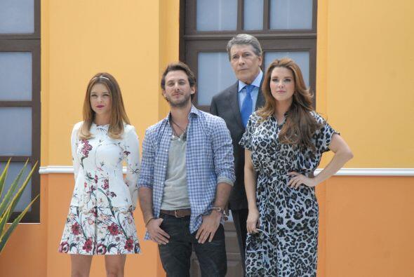 """Sin embargo, según información de """"TVyNovelas"""", los actores aseguraron n..."""