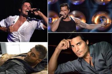 Ricky Martin y Chayanne son orgullosamente puertorriqueños, y ambos se h...