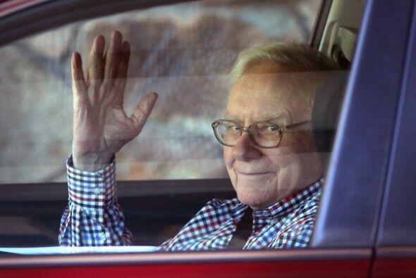 NEBRASKA.  Warren Buffett, el presidente de Berkshire Hathaway, se ha pu...