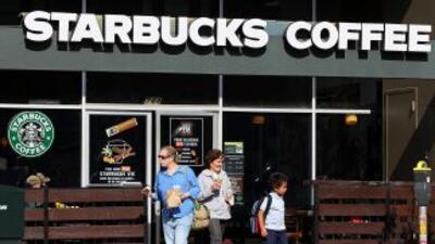 Starbucks pidió a sus clientes que cuando visiten sus locales no vayan a...