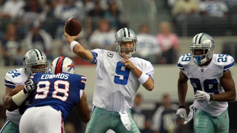 Casi un juego perfecto para Tony Romo