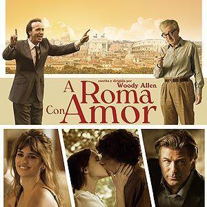 """""""A Roma con amor"""": una película de Woody Allen, que sin..."""