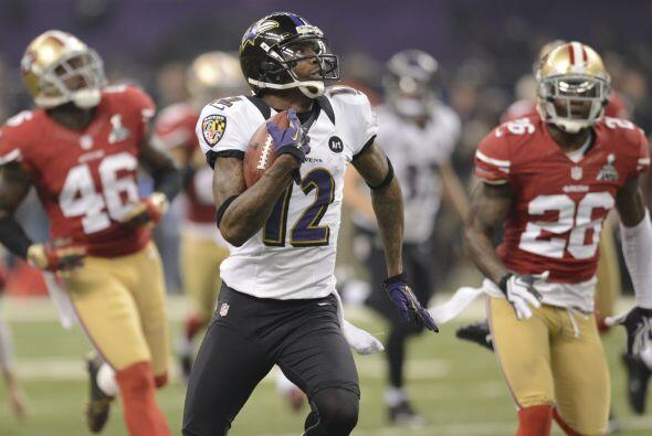 Los Ravens regresaron con todo tras el medio tiempo y después de la canc...